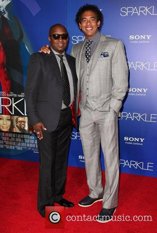 Damon Thomas and Harvey Mason Jr. Los Angeles...