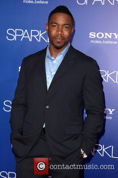 Michael Jai White Los Angeles Premiere of 'Sparkle'...