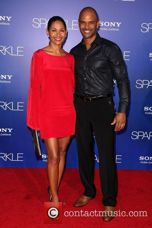 Salli Elise Richardson-Whitfield and Dondre Whitfield  Los...