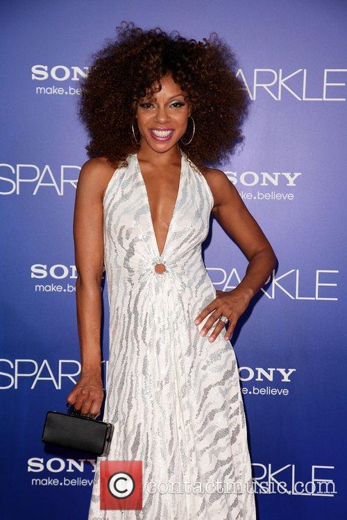 Wendy Raquel Robinson Los Angeles Premiere of 'Sparkle'...
