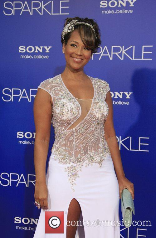 LisaRaye McCoy  Los Angeles Premiere of 'Sparkle'...