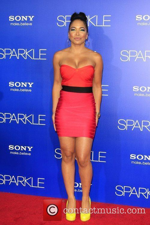 Maya Gilbert  Los Angeles Premiere of 'Sparkle'...