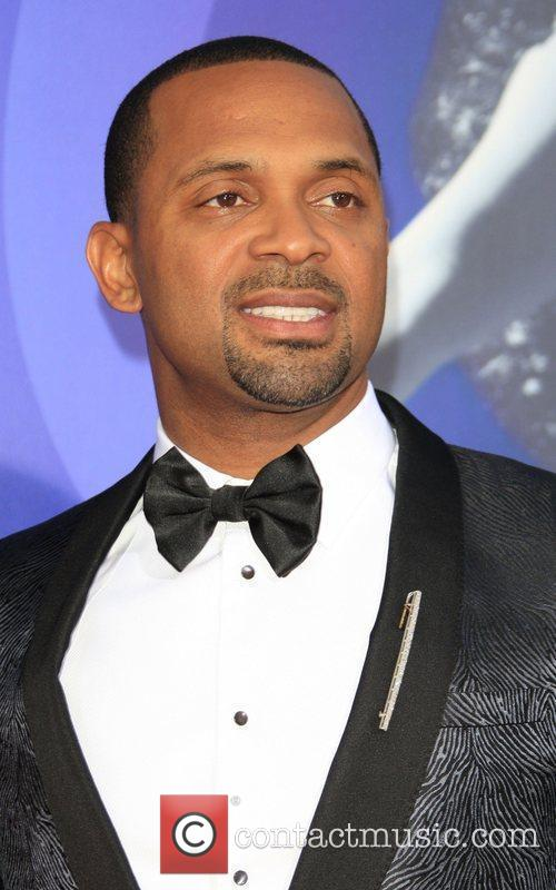 Mike Epps and Grauman's Chinese Theatre 3