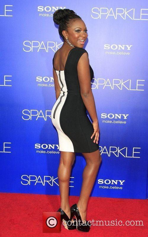 Naturi Naughton  Los Angeles Premiere of 'Sparkle'...