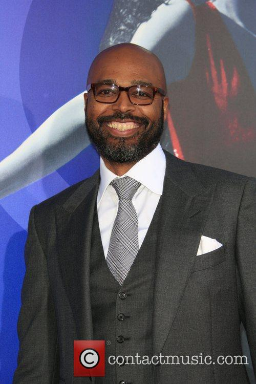 Salim Akil serves as showrunner on The CW series 'Black Lightning'