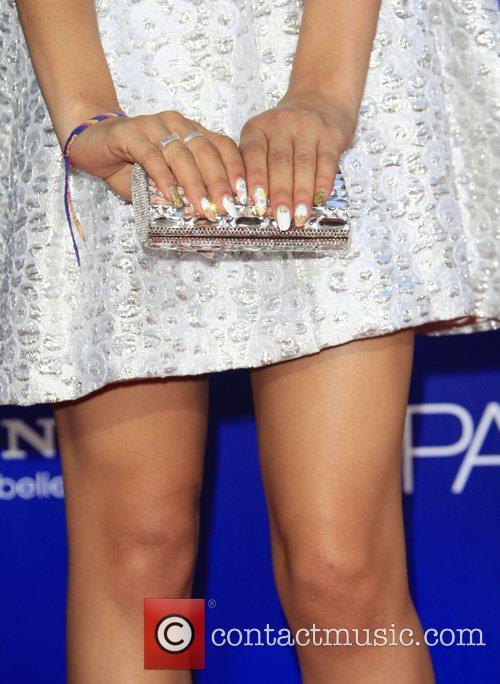 Zendaya Coleman  Los Angeles Premiere of 'Sparkle'...