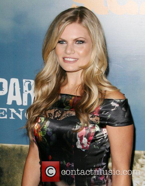 Bonnie Sveen Premiere of Starz' Spartacus: Vengeance held...