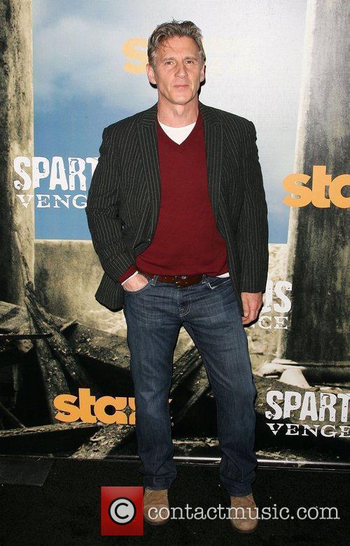 Chris Stanley Premiere of Starz' Spartacus: Vengeance held...