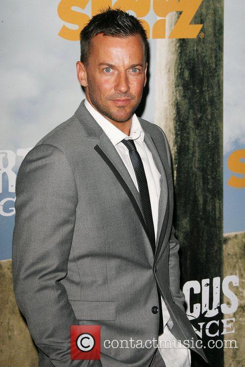 Greg Parker Premiere of Starz' Spartacus: Vengeance held...