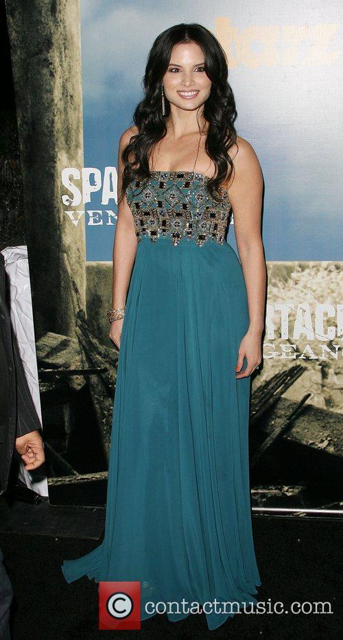 Katrina Law Premiere of Starz' Spartacus: Vengeance held...