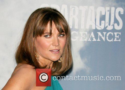 Lucy Lawless and Arclight Cinemas 2