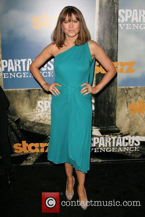 Lucy Lawless and Arclight Cinemas 3