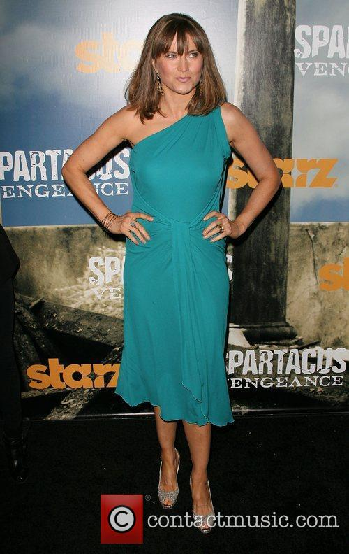 Lucy Lawless and Arclight Cinemas 4