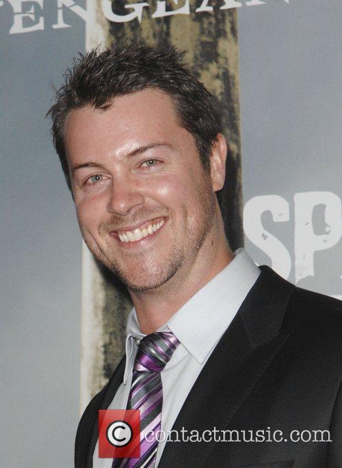Daniel Feuerriegel  Premiere of Starz' Spartacus: Vengeance...