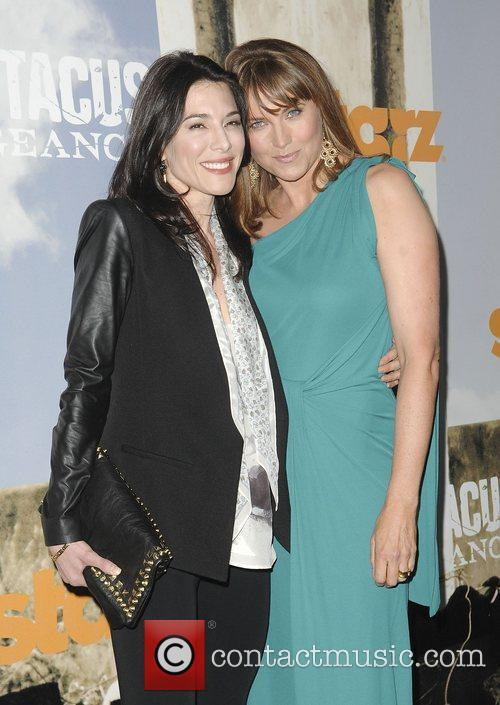 Jaime Murray, Lucy Lawless and Arclight Cinemas 6