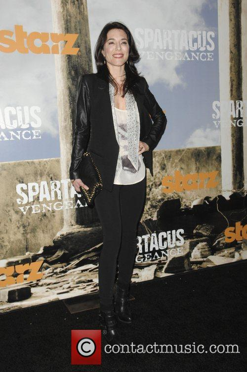 Jaime Murray and ArcLight Cinemas 2