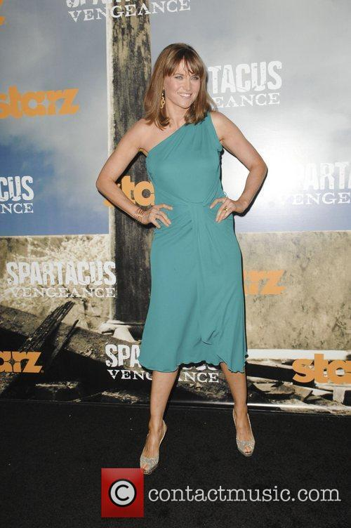 Lucy Lawless and Arclight Cinemas 7