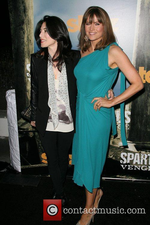 Jaime Murray, Lucy Lawless and Arclight Cinemas