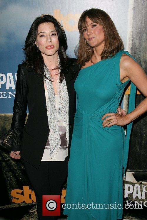 Jaime Murray, Lucy Lawless and Arclight Cinemas 3