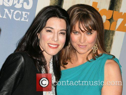 Jaime Murray, Lucy Lawless and Arclight Cinemas 4