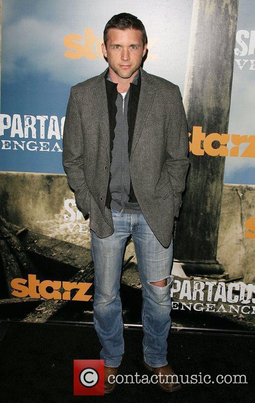 Jeff Hephner Premiere of Starz' Spartacus: Vengeance held...