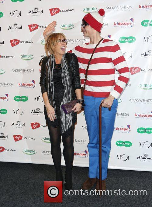 Jenny Frost and Where's Wally 8