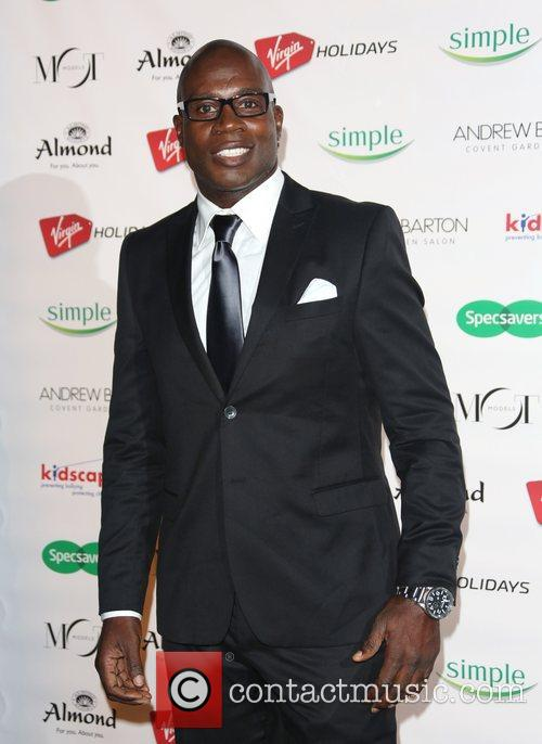Martin Offiah Specsavers Spectacle Wearer of the Year...