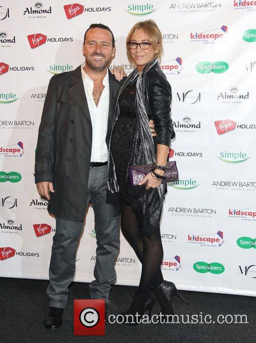 Jenny Frost and Vicente Juan Spiteri 2