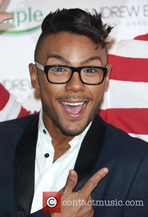 Marcus Collins Specsavers Spectacle Wearer of the Year...