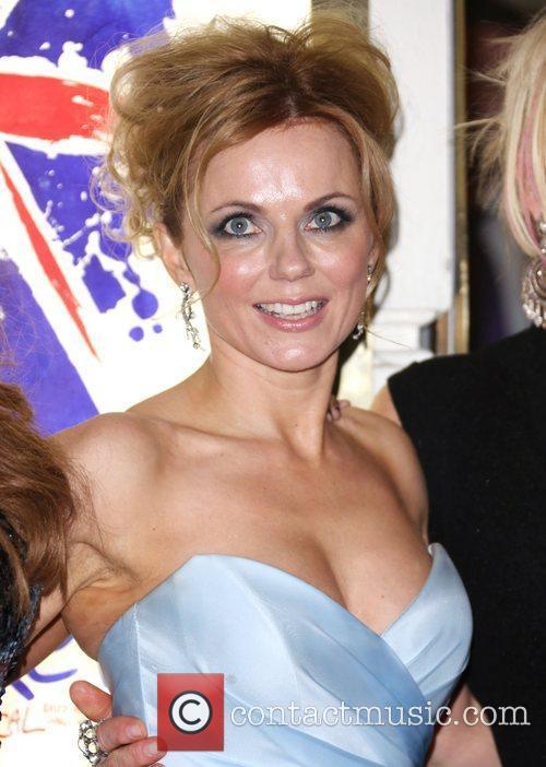 Geri Halliwell VIVA Forever Spice Girls the Musical...