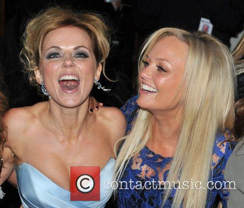 Emma Bunton and Geri Halliwell 7