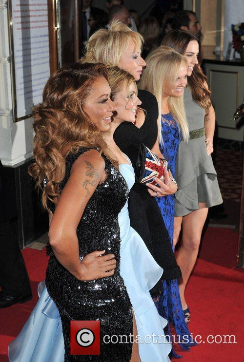 Emma Bunton, Melanie Chisholm, Melanie Brown and Geri Halliwell 14