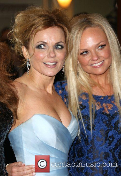 Geri Halliwell, Emma Bunton VIVA Forever Spice Girls...