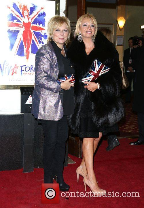 Jennifer Saunders and Judy Craymer 4