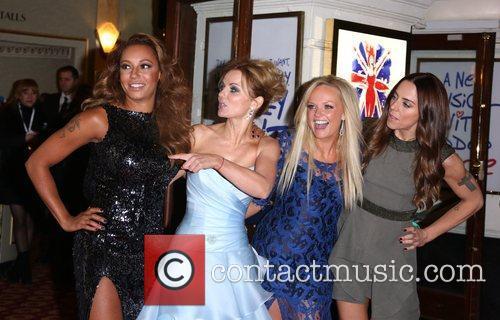 Melanie Brown, Mel B, Geri Halliwell, Emma Bunton, Melanie Chisholm and Mel C 8