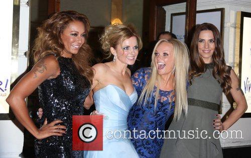 Melanie Brown, Mel B, Geri Halliwell, Emma Bunton, Melanie Chisholm and Mel C 9