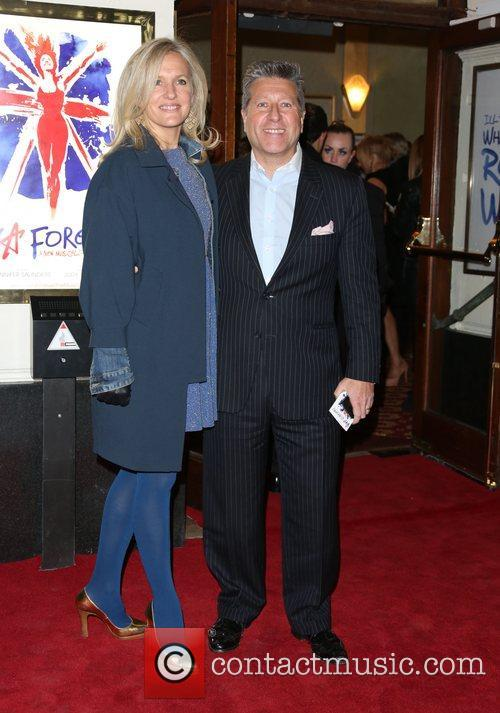 Neil Fox and Vicky