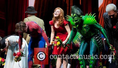 Spider-Man, Turn Off, Dark, Year Anniversary and Foxwoods Theatre 3