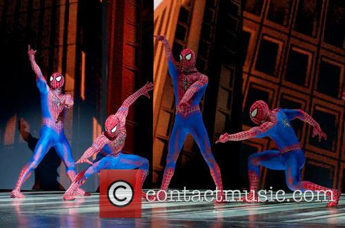 Spider-man, Turn Off, Dark, Year Anniversary and Foxwoods Theatre 9