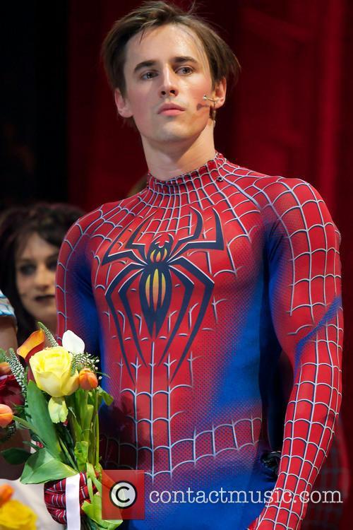 Spider-Man, Turn Off, Dark, Year Anniversary and Foxwoods Theatre 4