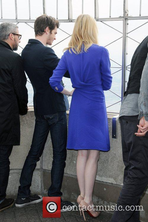 Andrew Garfield and Emma Stone 9