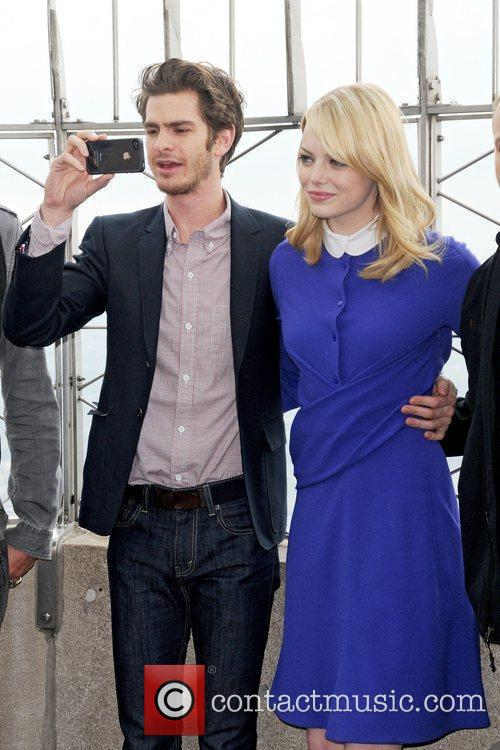 Andrew Garfield and Emma Stone 10