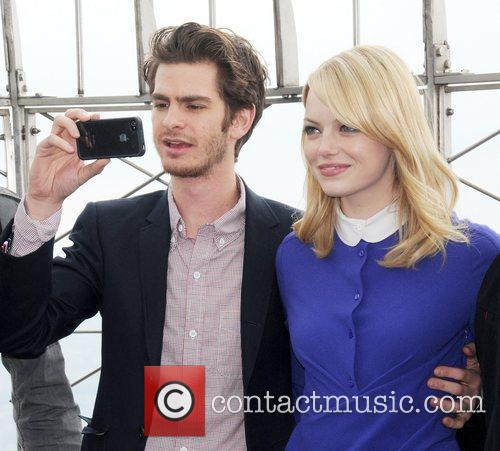 Andrew Garfield and Emma Stone 11