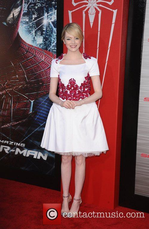 los angeles premiere of the amazing spider 3968683