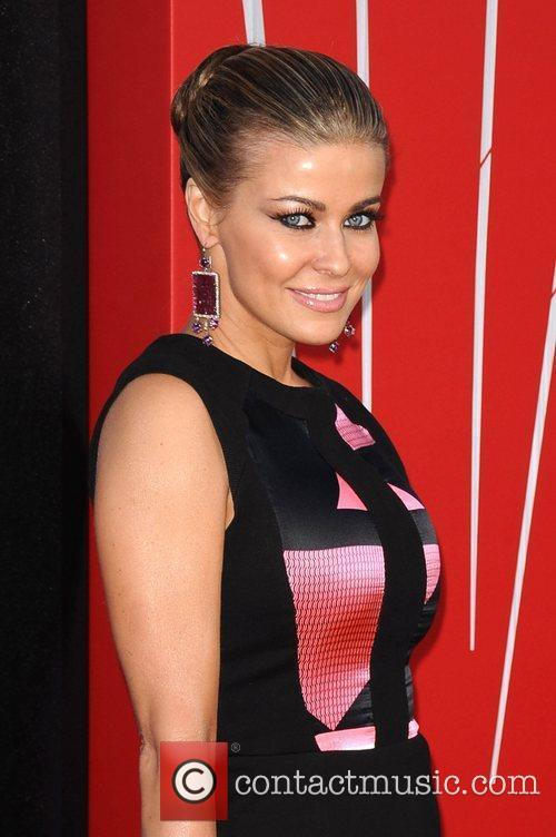 carmen electra los angeles premiere of the 3968821
