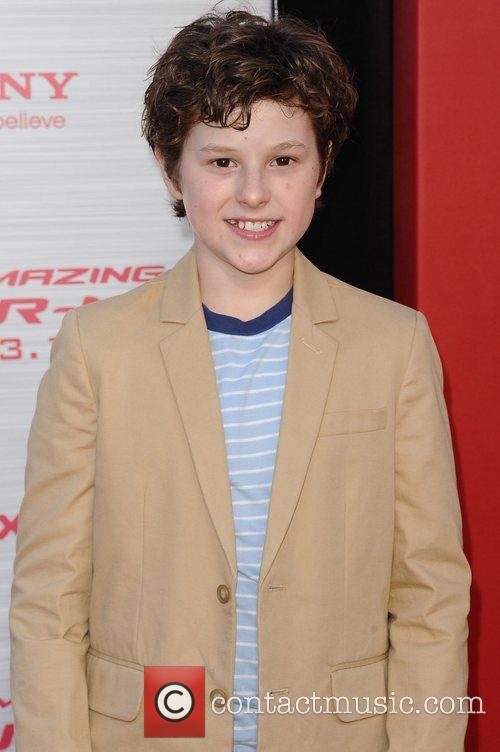 Los Angeles premiere of 'The Amazing Spider-Man' held...