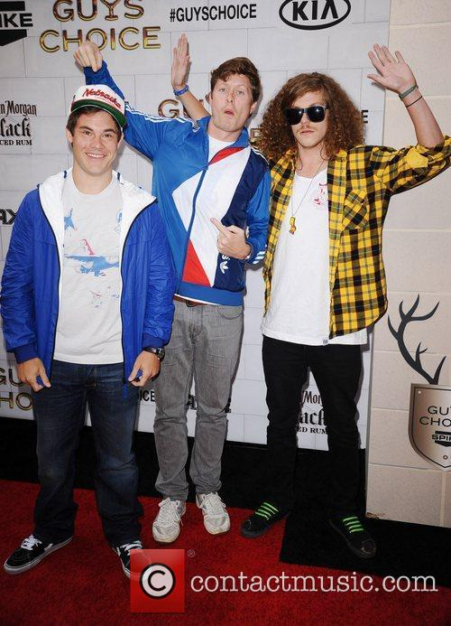 Cast of 'Workaholics' Adam Devine, Blake Anderson and...