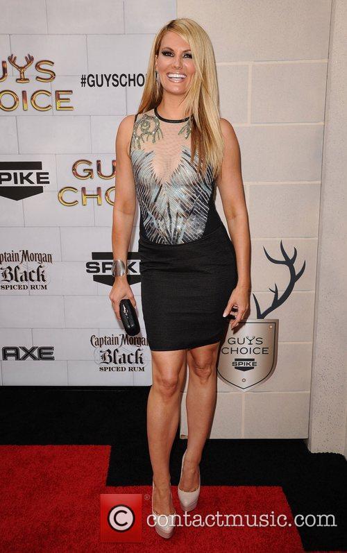 Courtney Hansen Spike TV's 2012 Guys Choice held...