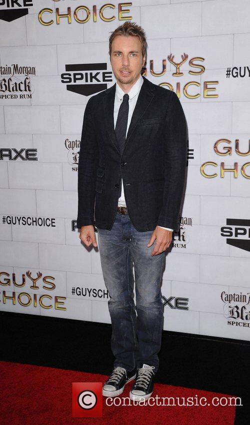 Dax Sherpard Spike TV's 2012 Guys Choice held...