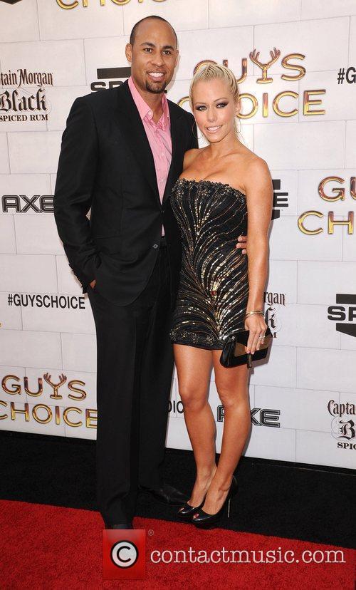 Kendra Wilkinson and Hank Baskett 3